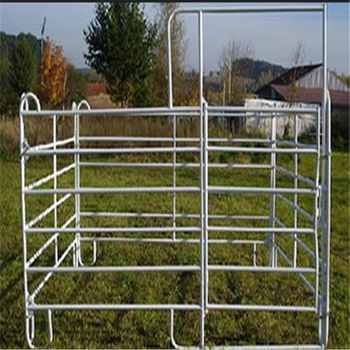 50-60 head cow livestock fence semi trailer,flexible livestock fence,livestock fence/corral horse fence