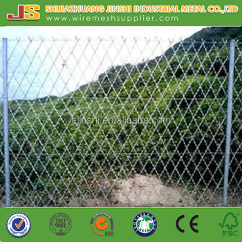 Hot Dip Galvanized Welded Razor Wire Mesh 15x30,7.5x15