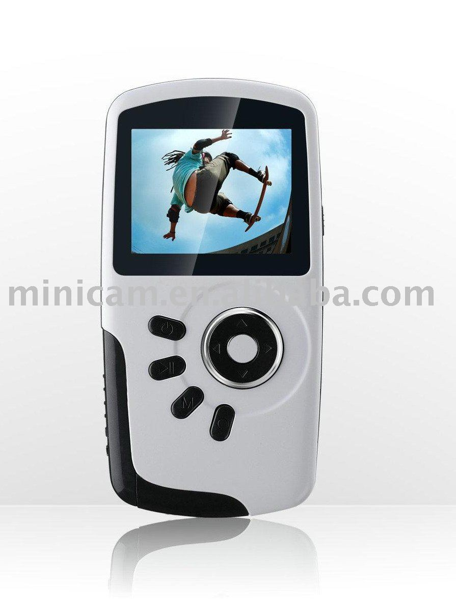 "HD Mini dvr with 1.8"" TFT suport 16G SD card"