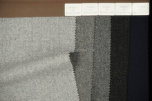 top grade herringbone woolen wool blending fabric