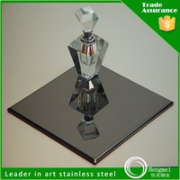 color 304 mirror stainless steel sheet for the tea table