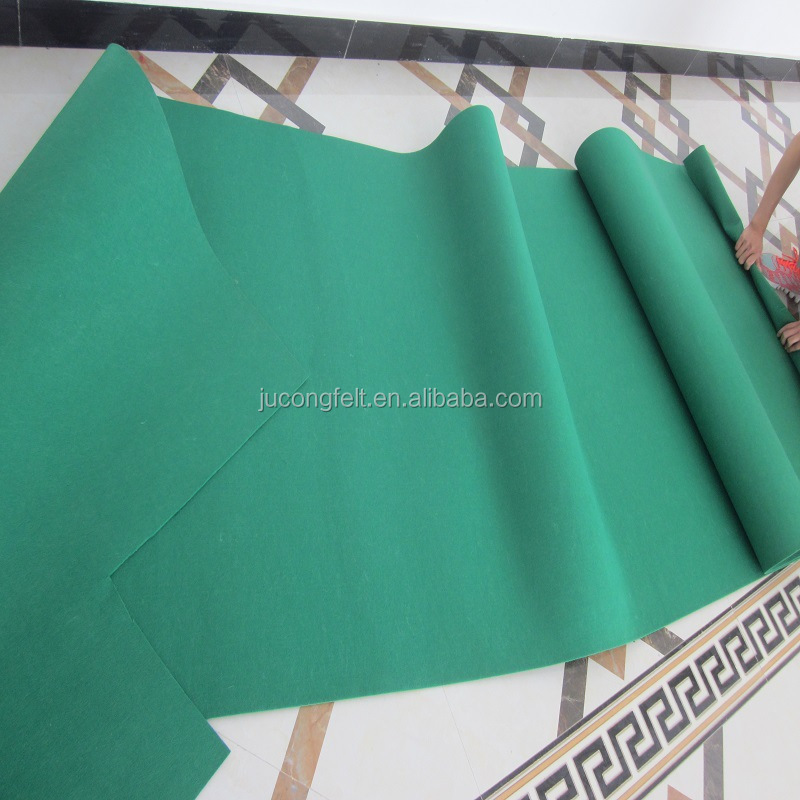 Hot sell needle punch fabric manufacturer non woven polyester felt