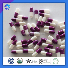 colorful safety capsule shells empty capsules size 00#