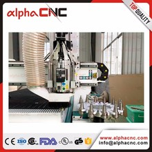 single arm cnc router wood working cnc router
