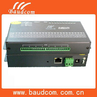 4 RS232 to 10/100M Ethernet convertor new design