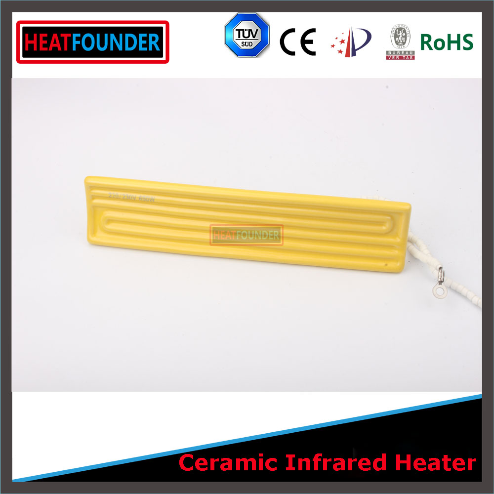 Industrial Infrared Ceramic <strong>Heater</strong> with Thermocouple