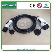 IEC 62196-2 male female plugs&connectors for electric vehicle charging station