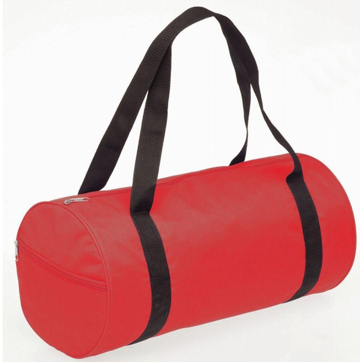 new hot top quality customized recycled polyester nylon sports travel gym bags