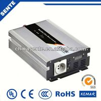 CE approved 1000w 24vdc/110vac/220vac rechargeable power inverter for solar energy system
