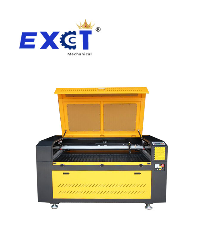 Factory price 1390 100w laser machine for <strong>cutting</strong> and engraving for carpet mats,leather,rubber,pvc,fabric