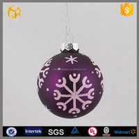 Clear hanging glass balls ornaments,decorative balls