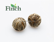 Hot Sale Chinese 100% Handmade Blooming Flower Green Tea Ball Made of Calendula And Jasmine Flower