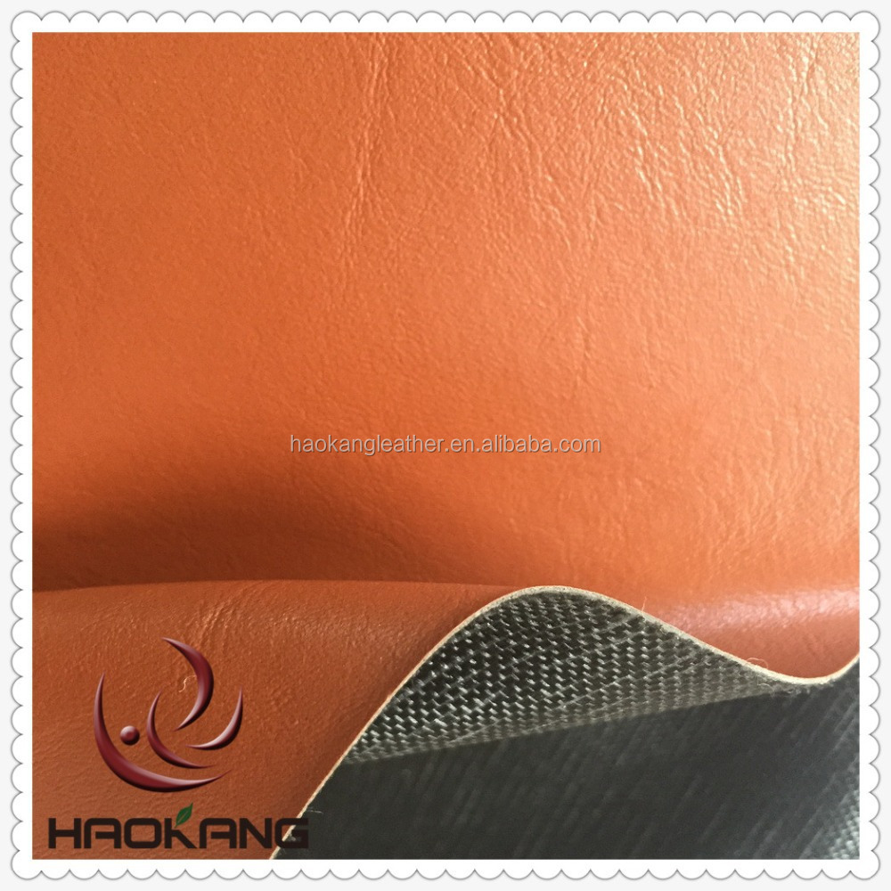 0.7mm pvc synthetic cow leather for bags