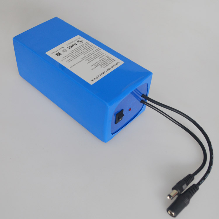 Manufacturer 12v 10ah power supply lithium ion battery for electronic toys