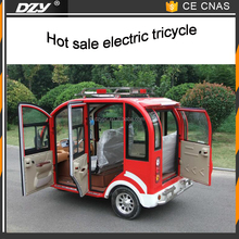 Mini Electric Passenger Trike For Sale
