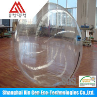Smash bubble water ball in TPU and PVC material