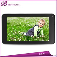 China wholesale kids education 3000mAh battery Super smart 7inch Tablet PC with android 4.4 OS