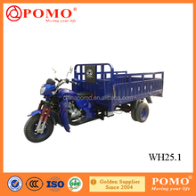 Chinese Hot Sale Tandem Tricycle For Adults, Three-Wheel Motorcycle Rear Axle, 400Cc Trike