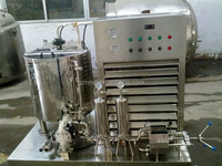perfume making machine, perfume freezing, perfume production line