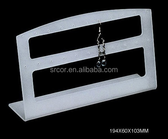 high quality low cost acrylic jewellery display units