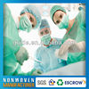 SMMS Nonwoven fabric for surgical gowns