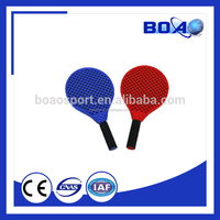 Plastic Kids Rackets With Sponge In