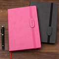 Beautiful hard cover candy pink cartoon notebooks for children