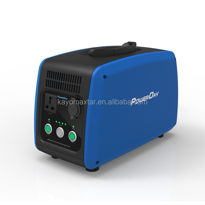 700/1200/1500Wh battery 500VA All-In-One Portable Power Pack