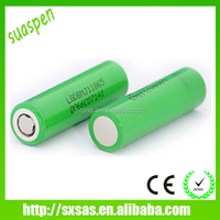 Lithium ion rechargeable 18650 lg mj1 3500mah 3.7v battery cell for Vaper mods/Flashlight/e cigarette