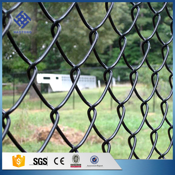 Dog Kennel Hot Dipped Galvanized Used Chain Link Fence
