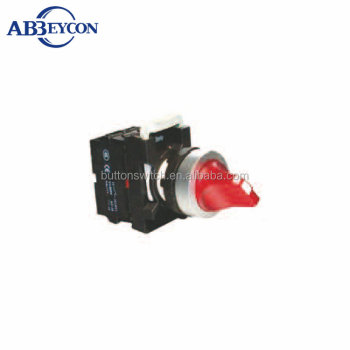 BB129 Wenzhou Abbeycon Maintained or momentary illuminated Push Button short handle button