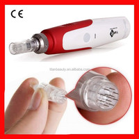nanometer needles Auto micro needle dermapen/ Korea electric derma pen