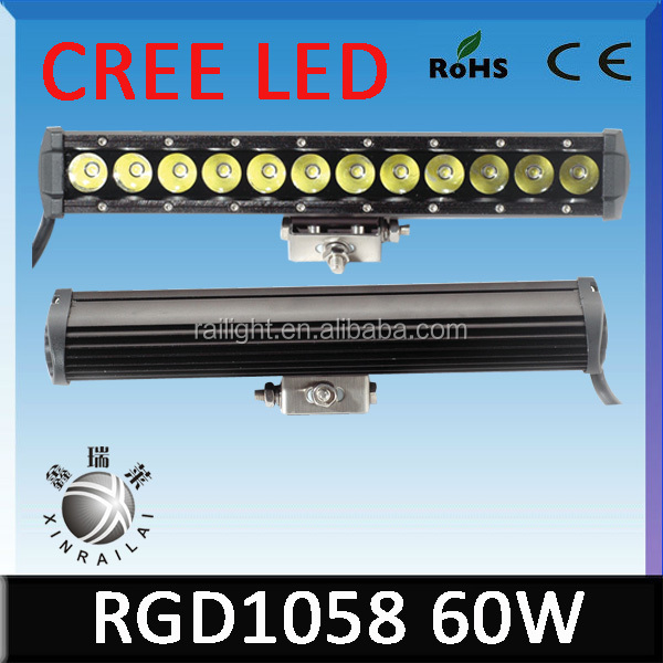 Suv Cree Led Light Bar 60W RGD1058 Used Cars for Sale in South Korea