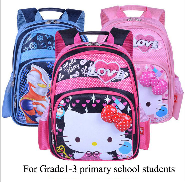 Child School Bag Manufacture Kids fashion school bag