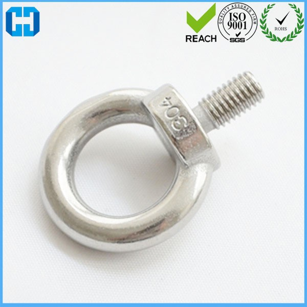 Corrosion Protection Rigging Hardware Eye Screw for Marine Use