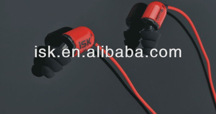Hot Sell High Quality colorful in ear earphone