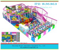 Indoor playground Kids area digital playground mobile children area Indoor playground