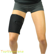 Adjustable Neoprene Thigh Support/Groin Strap