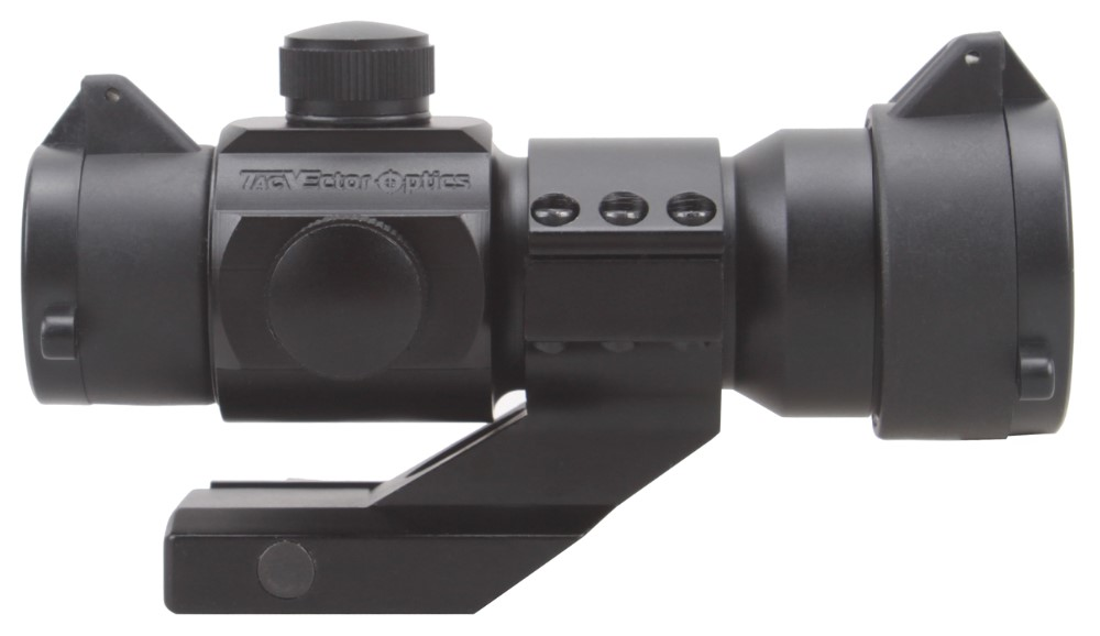 Vector Optics Green Red Dot Scope Stinger 1x28 Rifle Scope for Ruger Sig Sauer