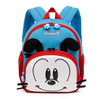 2018 New Design Lightweight School Bag Soft Material Backpack Bag For Kids