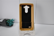 G3 Bamboo Wooden Mobile Phone Cases