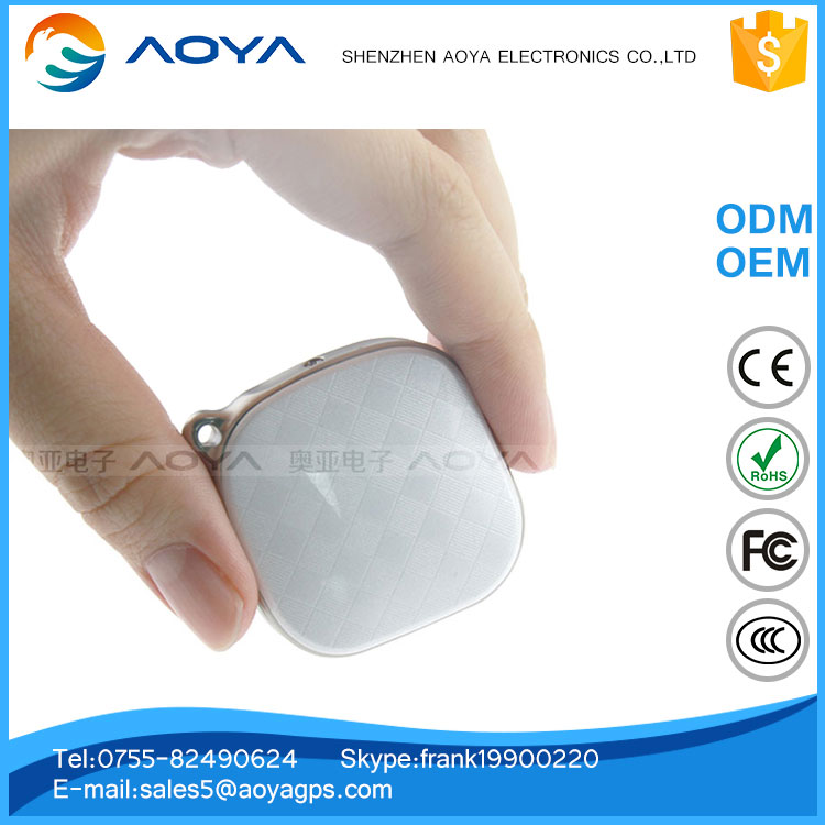 Portable Mini GPS Tracker SOS Button SMS Alerts Route Position Locator For personal use
