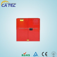 CFS-G045 45 gallon red flammable/ chemical safety cabinet for research institute