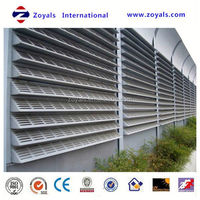 hot-selling low price building facade aluminum perforated grid mesh (ISO9001 factory)