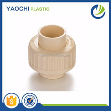 high quality good price ASTM2846 plastic pvc union joint for water supply universal pipe fittings union connector