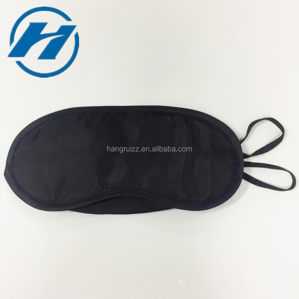 For Travel ,Cheap Air Comfortable 190Tpolyester Sleeping Eye Mask