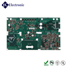 Multilayer 94vo Electronic PCB Control Board