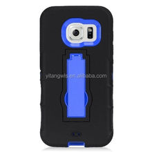 For Samsung Galaxy S7 G930 case, Hybrid Defender Case with Rugged Kickstand for Samsung Galaxy S7 G930