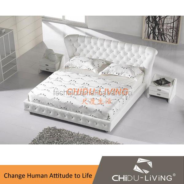 nieuwe model 2015 italiaans design slaapkamer meubilair modern bed ...