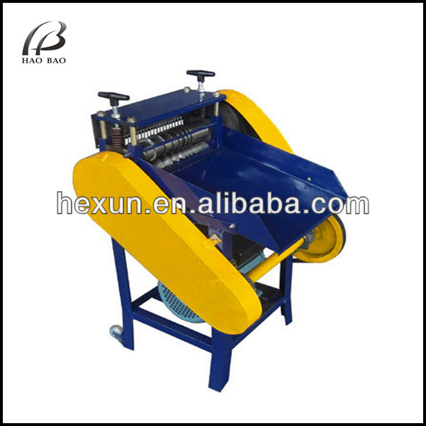 Scrap copper wire machine and electrical machine in cable making equipment